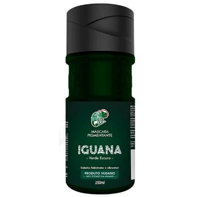 Máscara Pigmentante Iguana 150ml - Kamaleão Color
