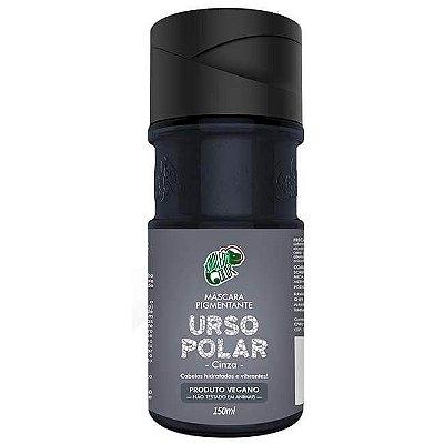 Máscara Pigmentante Urso Polar 150ml - Kamaleão Color