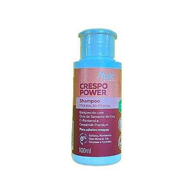 Shampoo Crespo Power 100mL - Apse
