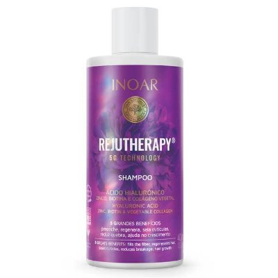 Shampoo Rejutherapy 400mL - Inoar