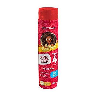Shampoo Cachos #Que Volume é Esse - Tipo 4 - Softhair - 300ml