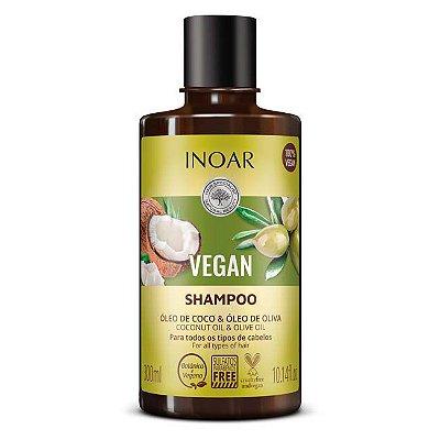 Vegan Shampoo Vegano 300ml - Inoar