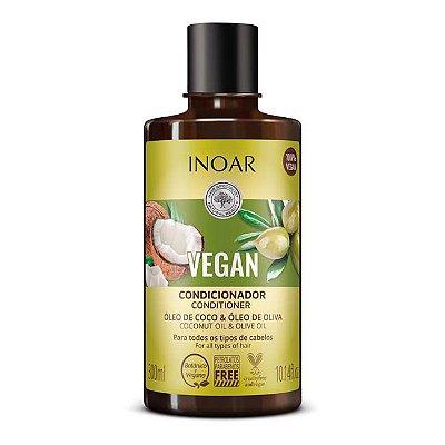 Vegan Condicionador Vegano 300ml - Inoar