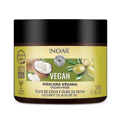 Vegan Máscara Multiuso Vegana 500g - Inoar