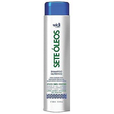 Sete Óleos - Shampoo Nutritivo 300ml - Widi Care