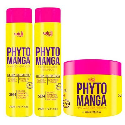 COMBO Phytomanga - Reparação e Nutrição - Widi Care