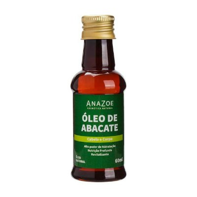 Óleo de Abacate AnaZoe - 60ml