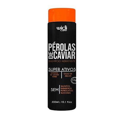 Pérolas de Caviar - Shampoo Hidratante 300ml - Widi Care