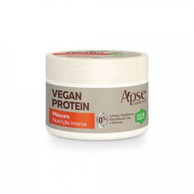 Máscara Nutrição Intensa Vegan Protein 250g - Apse