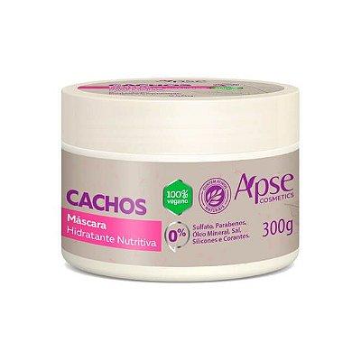 Máscara Hidratante Nutritiva Cachos 300g - Apse