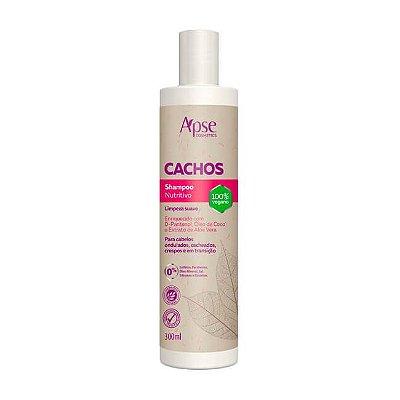 Shampoo Nutritivo Cachos 300ml - Apse