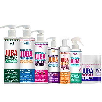SUPER COMBO Completo Encrespando a JUBA - Widi Care