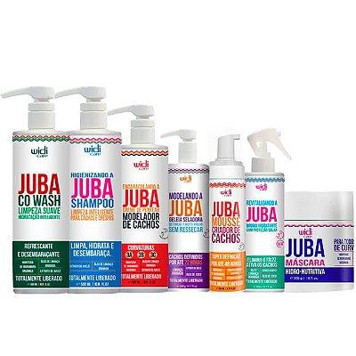 SUPER COMBO Completo Encaracolando a JUBA - Widi Care