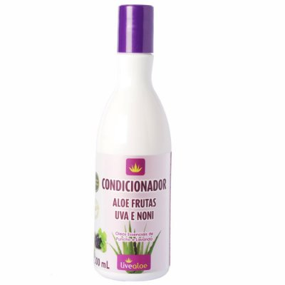 Aloe Frutas Condicionador Livealoe - 300ml