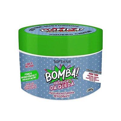 Máscara Misturinha Revigorante Bomba! Antiqueda - Soft Hair - 280g