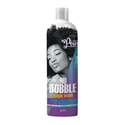 Creme de Limpeza No Bubble 315ml - Soul Power