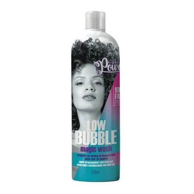 Shampoo Low Bubble 315ml - Soul Power