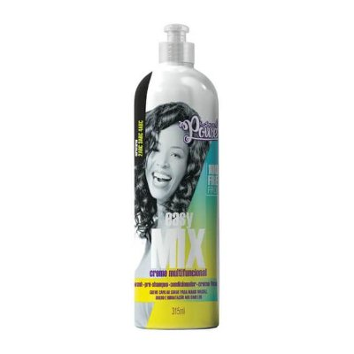 Creme Multifuncional Easy Mix 315ml - Soul Power