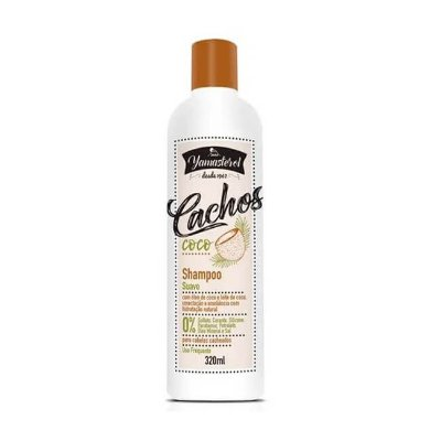Shampoo Suave 320ml - Yamasterol Cachos Coco