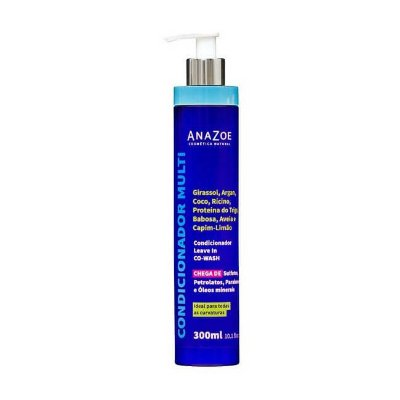 Condicionador Multi Bio AnaZoe 300ml
