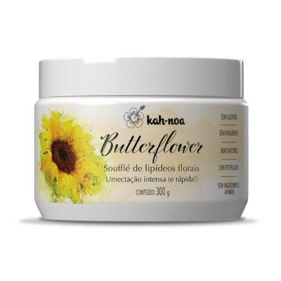 Kah-noa Butterflower Máscara Umectante - 300g