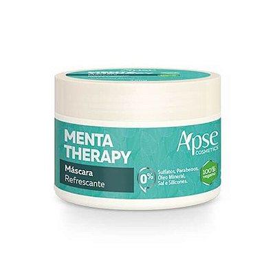 Máscara Refrescante Menta Therapy 250g - Apse