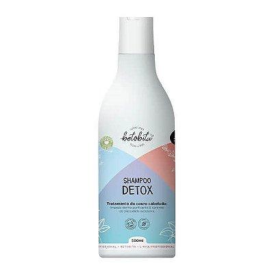 Shampoo Detox Feito à Mão 500ml - Betobita