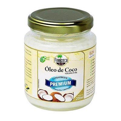 Óleo de Coco Extravirgem Premium - Finococo