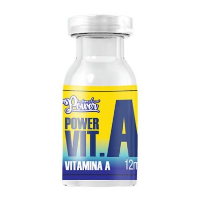 Ampola Power Vitamina A 12ml - Soul Power