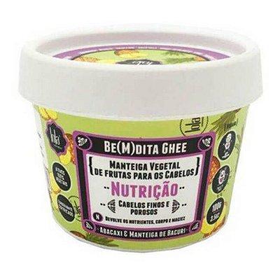 BE(M)DITA GHEE - NUTRIÇÃO ABACAXI E MANTEIGA DE BACURI 100g - Lola Cosmetics