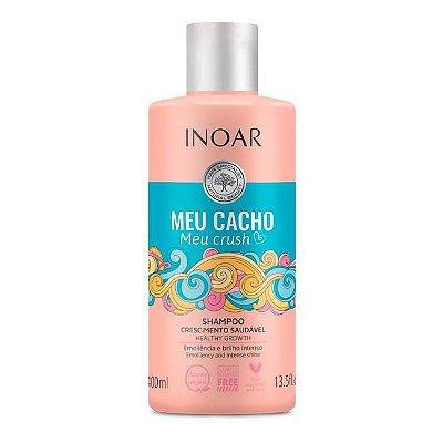Shampoo Meu Cacho Meu Crush 400ml - Inoar