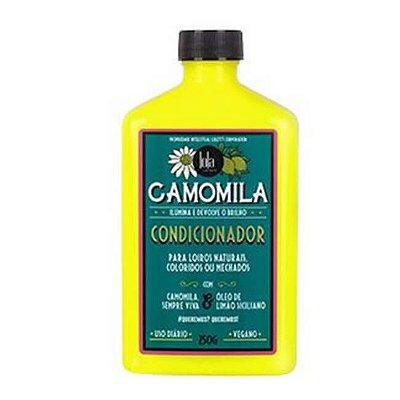 Camomila Condicionador 250ml - Lola Cosmetics