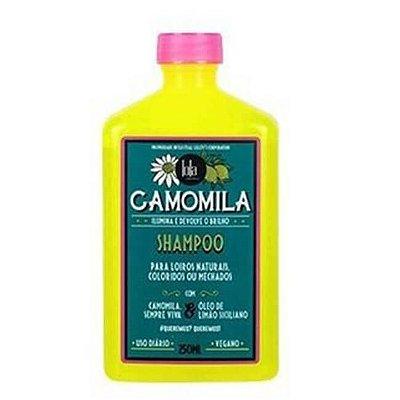 Camomila Shampoo 250ml - Lola Cosmetics