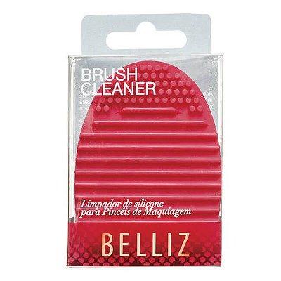 Limpador de Silicone Para Pincéis de Maquiagem Brush Cleaner - Belliz