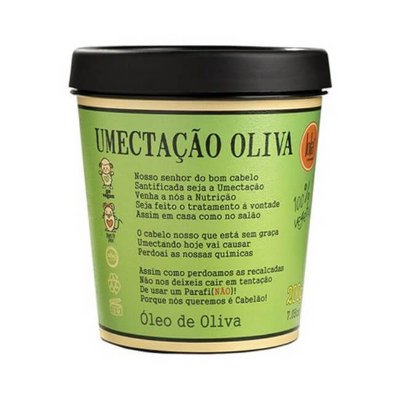 Umectação Oliva Lola Cosmetics - 200g