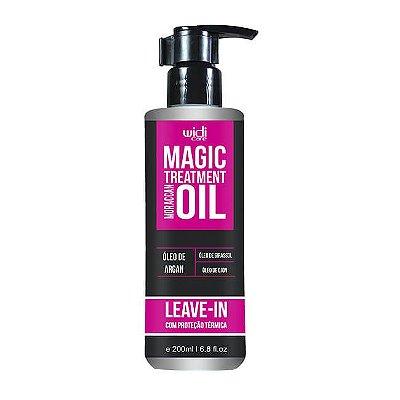 Magic Treatment Moroccan Oil Leave-In 200ml - Widi Care