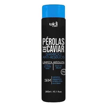 Shampoo Anti-Resíduos Pérolas de Caviar 300ml - Widi Care