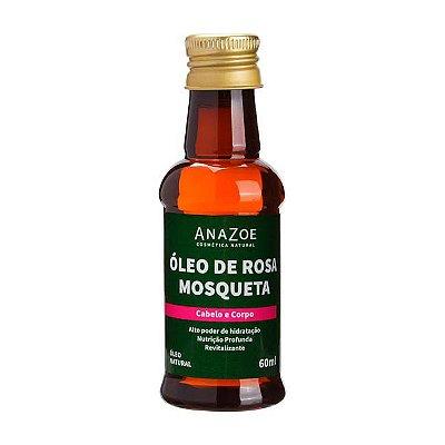 Óleo de Rosa Mosqueta AnaZoe - 60ml