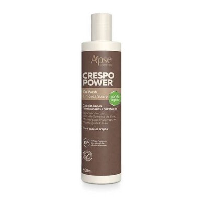 Co-Wash Limpeza Suave Crespo Power 300ml - Apse