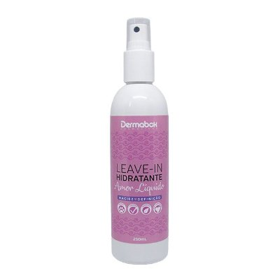Leave-In Hidratante Amor Líquido 250ml - Dermabox