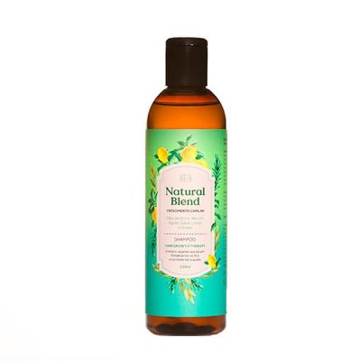 Shampoo de Crescimento Natural Blend 250ml - Abela