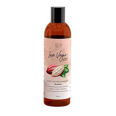 Shampoo Love, Vegan Cacau 250ml - Abela