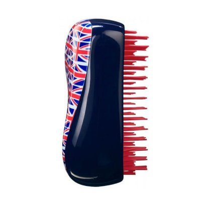 Escova Tangle Teezer Compact Styler Cool Britannia - Tangle Teezer
