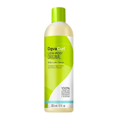 DevaCurl Low Poo Shampoo - 355ml
