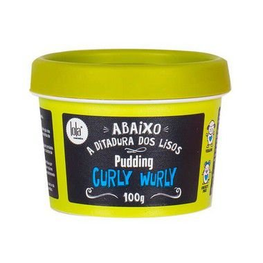Pudding Curly Wurly 100g - Lola Cosmetics