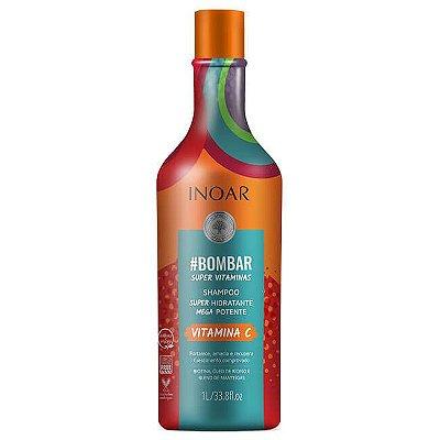 #Bombar Shampoo 1L - Inoar