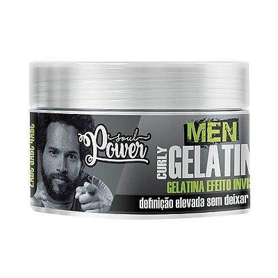 Men Curly Gelatine 250g - Soul Power