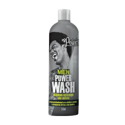 Shampoo Men Power Wash 315ml - Soul Power