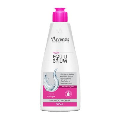 Shampoo Micelar Aqua Equilibrium 300mL - Arvensis