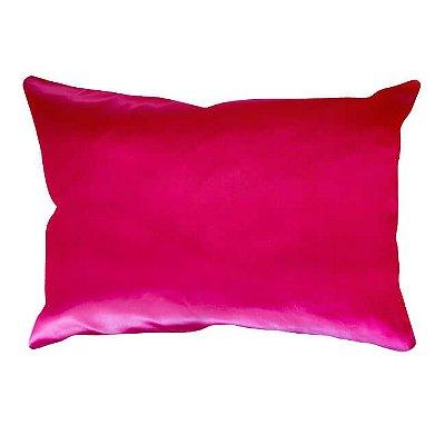 Fronha de Cetim Antifrizz Pink - Turban